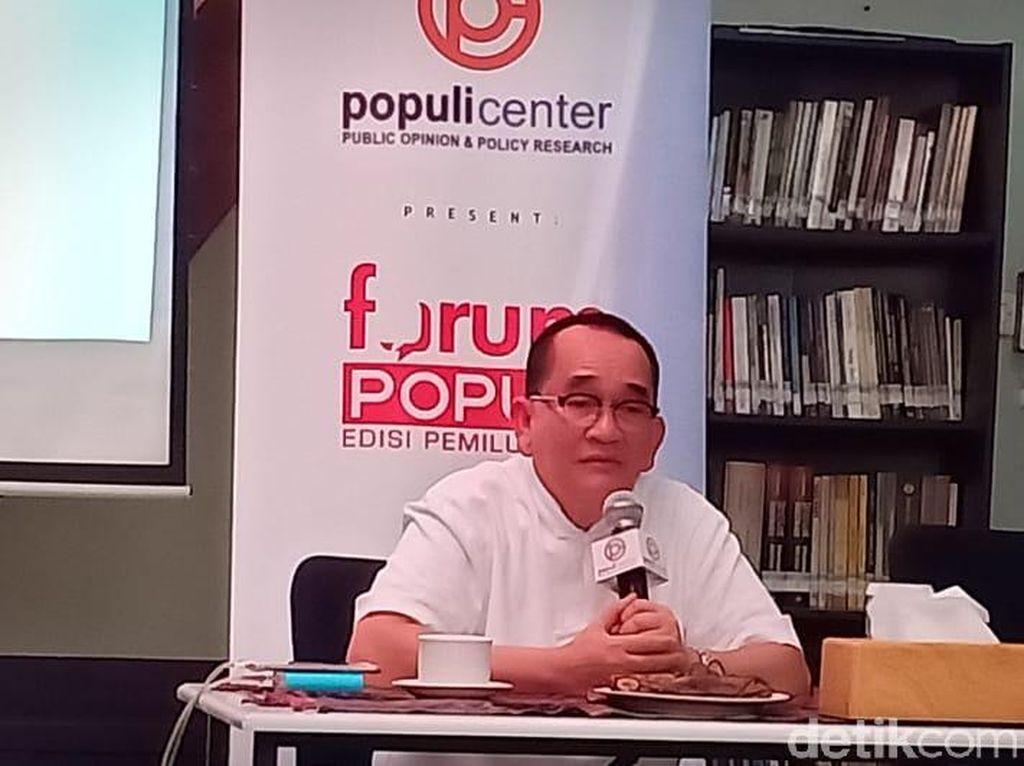 Ruhut Sitompul Anggap Citra DPR Buruk karena Banyak Korupsi