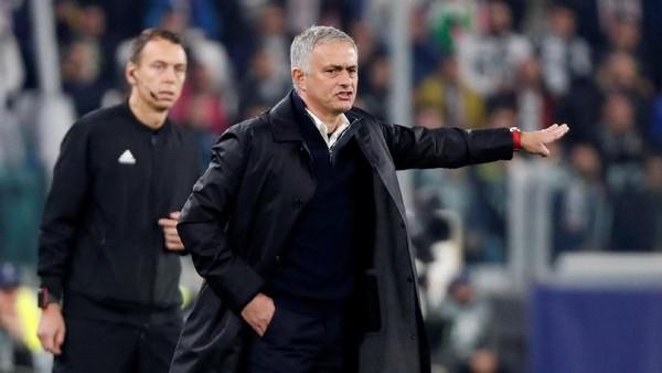 Hadapi Derby Manchester, MU Percaya Racikan Mourinho