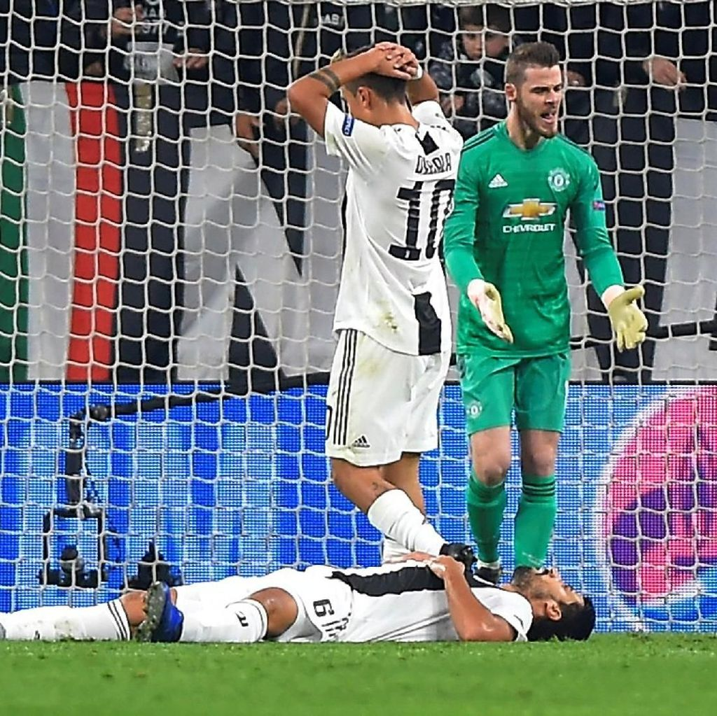 Juventus Diminta Lupakan Kekalahan Pahit dari MU, Fokus ke Milan