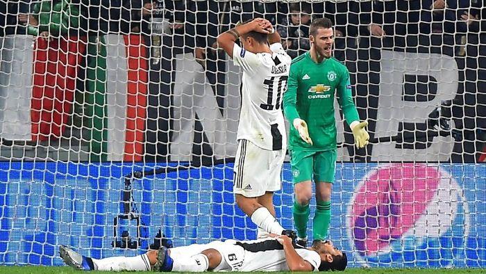 Juventus ditunggu AC Milan setelah menelan kekalahan pahit atas Manchester United (Massimo Pinca/REUTERS)
