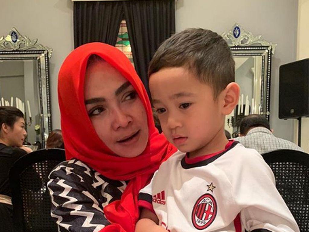 Terungkap! Ibunda Raffi Ahmad dan Nagita Slavina Pernah Terinfeksi COVID-19