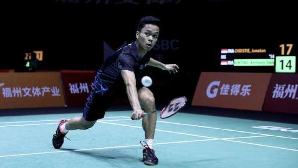 Jalani Persiapan Khusus ke Guangzhou, Anthony Absen dari Korea Masters