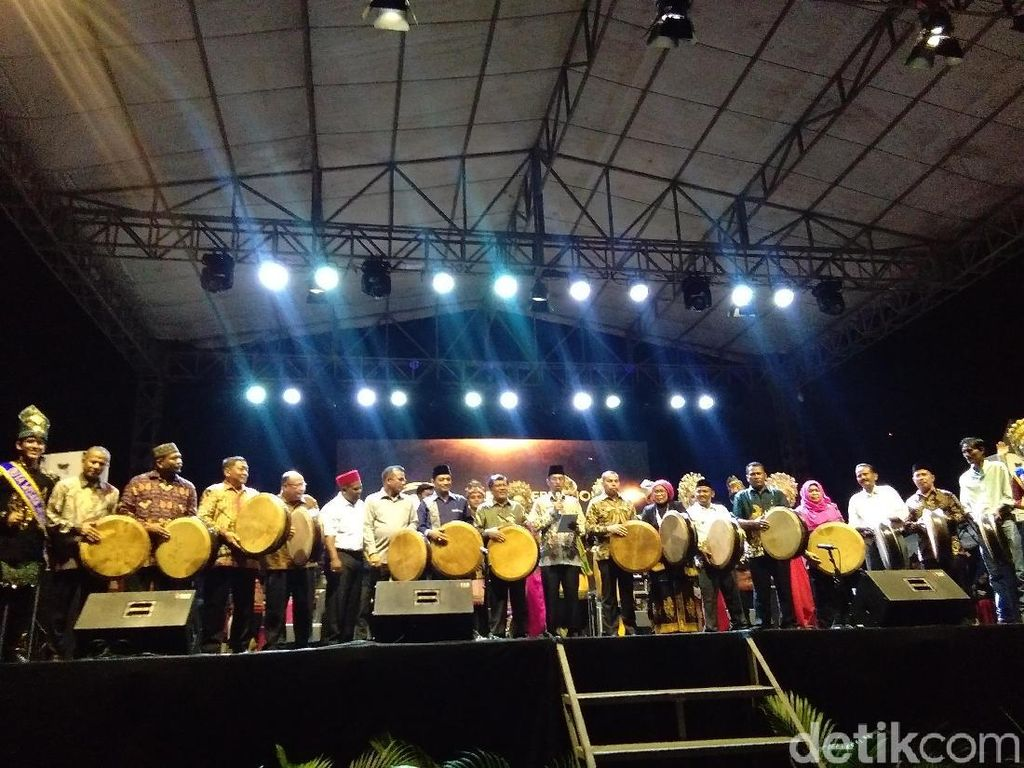 Festival Rapai Internasional Digelar di Lhokseumawe