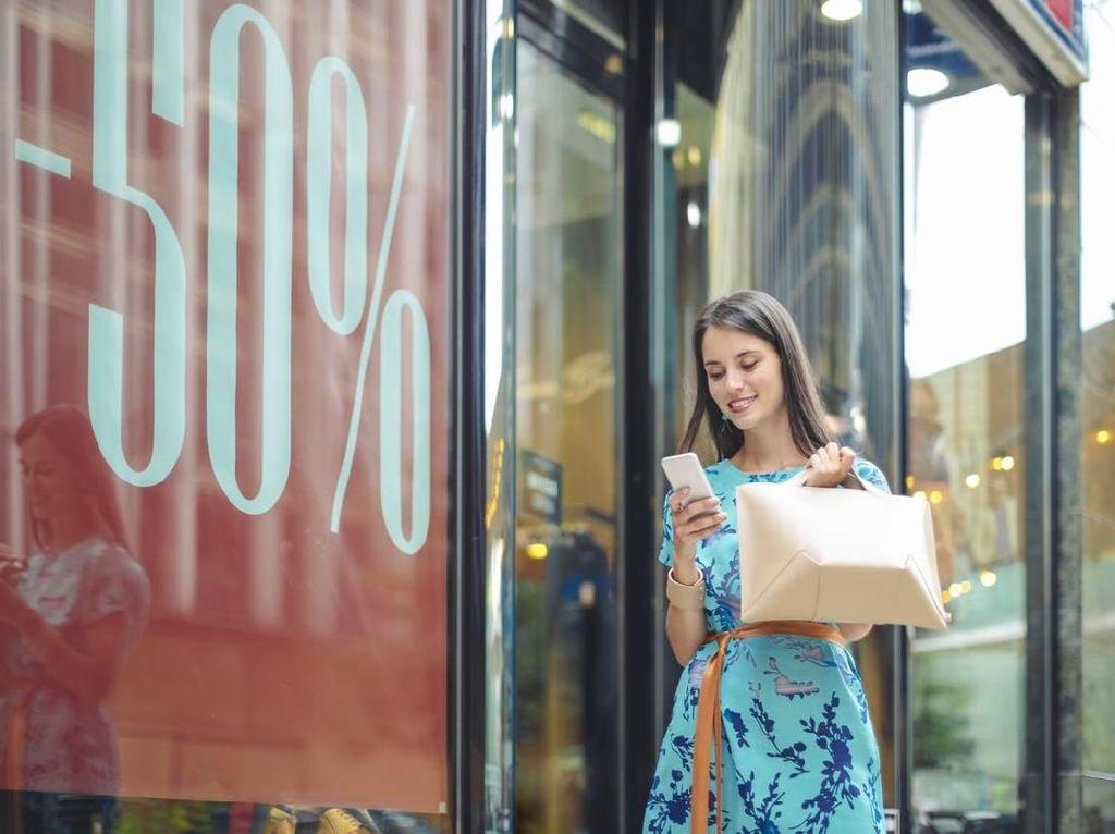 Tips agar Tidak Kalap Belanja Barang Diskonan