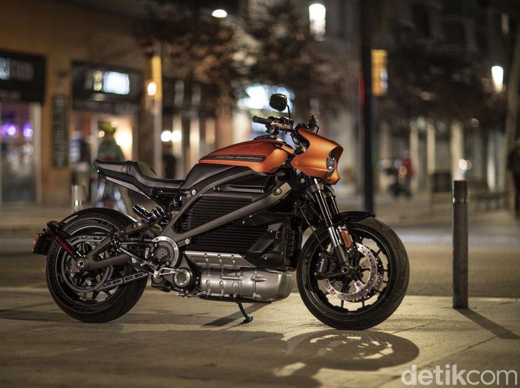 Motor Listrik Harley-Davidson Sudah Bisa Dipesan!