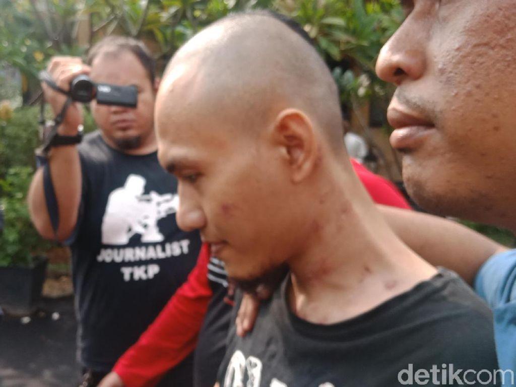Kasus Pria Serang Polsek Penjaringan Dilimpahkan ke Polres Jakut