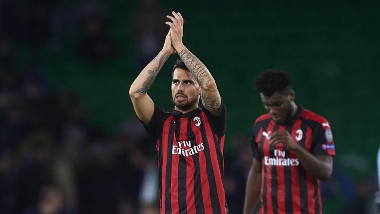 Gemilang di AC Milan, Suso Diincar Beberapa klub, Liverpool Berniat Membawanya Pulang Ke Anfield
