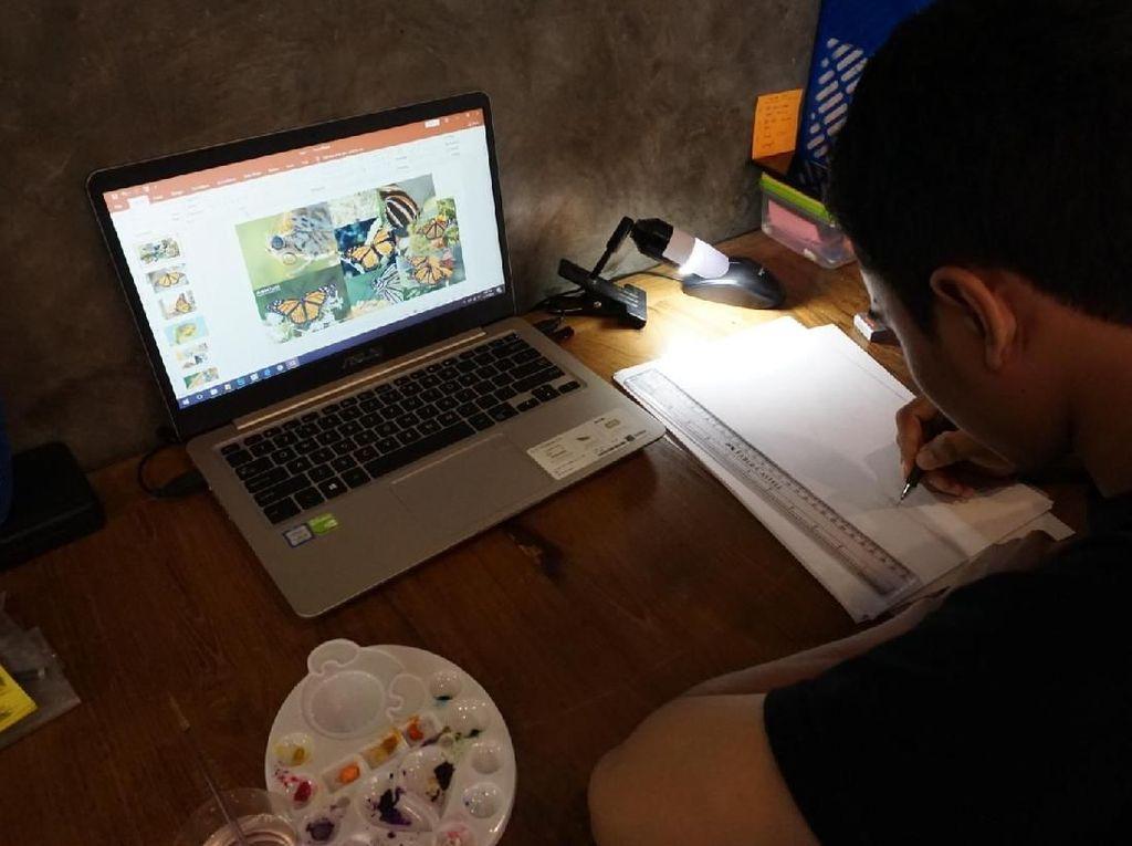 Warga Patenkan Kerajinan Perak Celuk Bali Agar Tak Diakui Asing