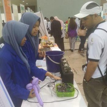 Empat Santri asal Probolinggo Raih Juara Sains di Kuala Lumpur