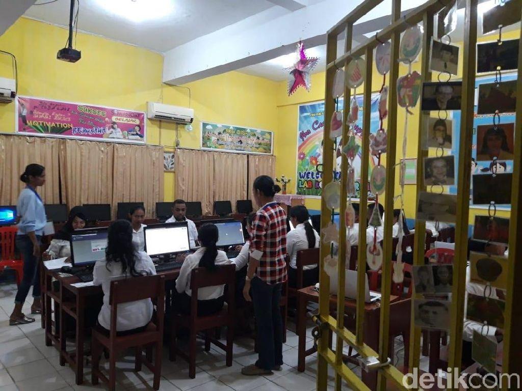 2.259 Peserta Ikut Tes CPNS Pemkot Ambon, yang Lulus Cuma 30