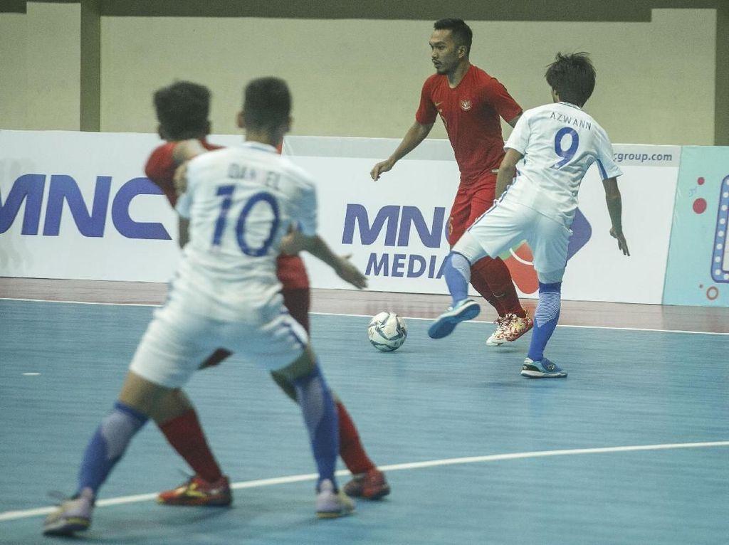 Gagal ke Final, Timnas Futsal Indonesia Memang Kalah Segalanya