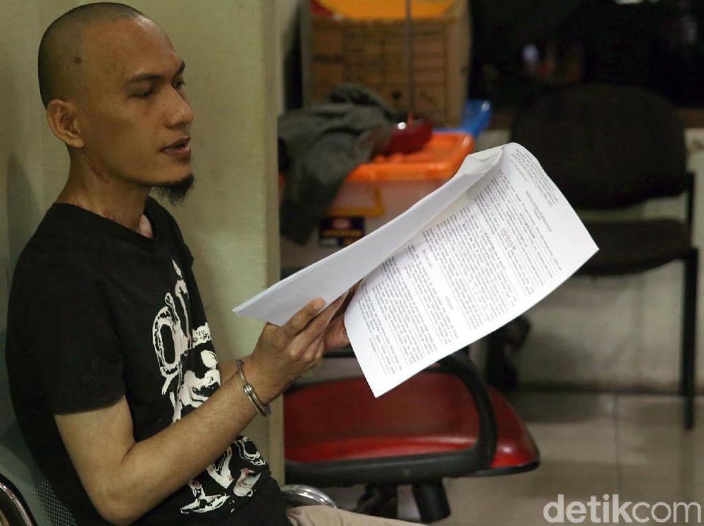 Polisi Tes Kejiwaan Rohandi Penyerang Polsek Penjaringan