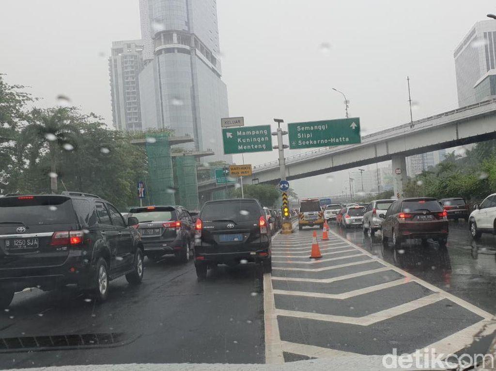 Ini Jarak Ideal Kendaraan untuk Menghindari Kecelakaan
