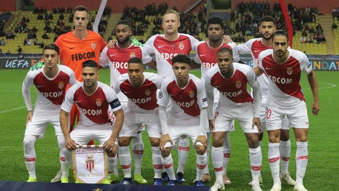 AS Monaco tenggelam makin dalam musim ini (Eric Gaillard/Reuters)