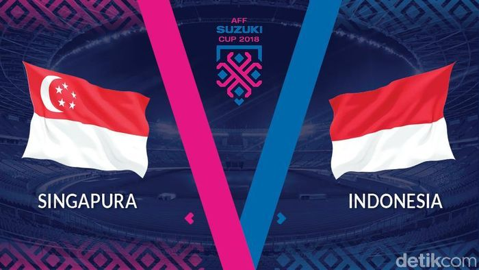 Singapura vs Indonesia