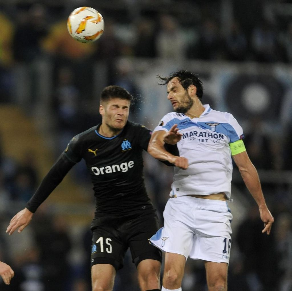 Hasil Liga Europa: Lazio Lolos ke Babak 32 Besar Usai Atasi Marseille