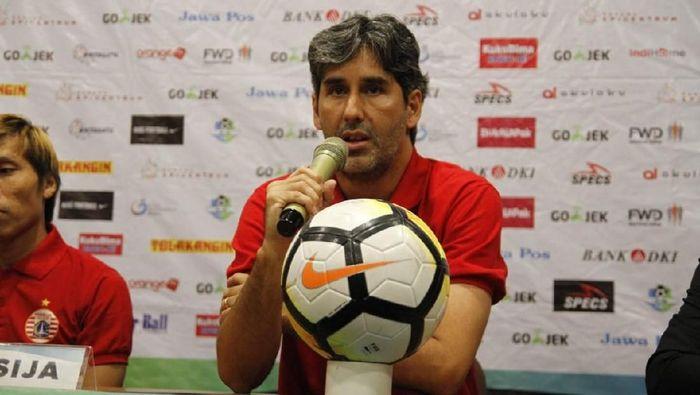 Stefano Cugurra Teco, pelatih Persija Jakarta (dok. Persija)
