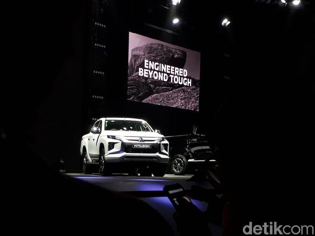 Pikap Bertampang ala Pajero Sport dan Xpander Meluncur di Dunia