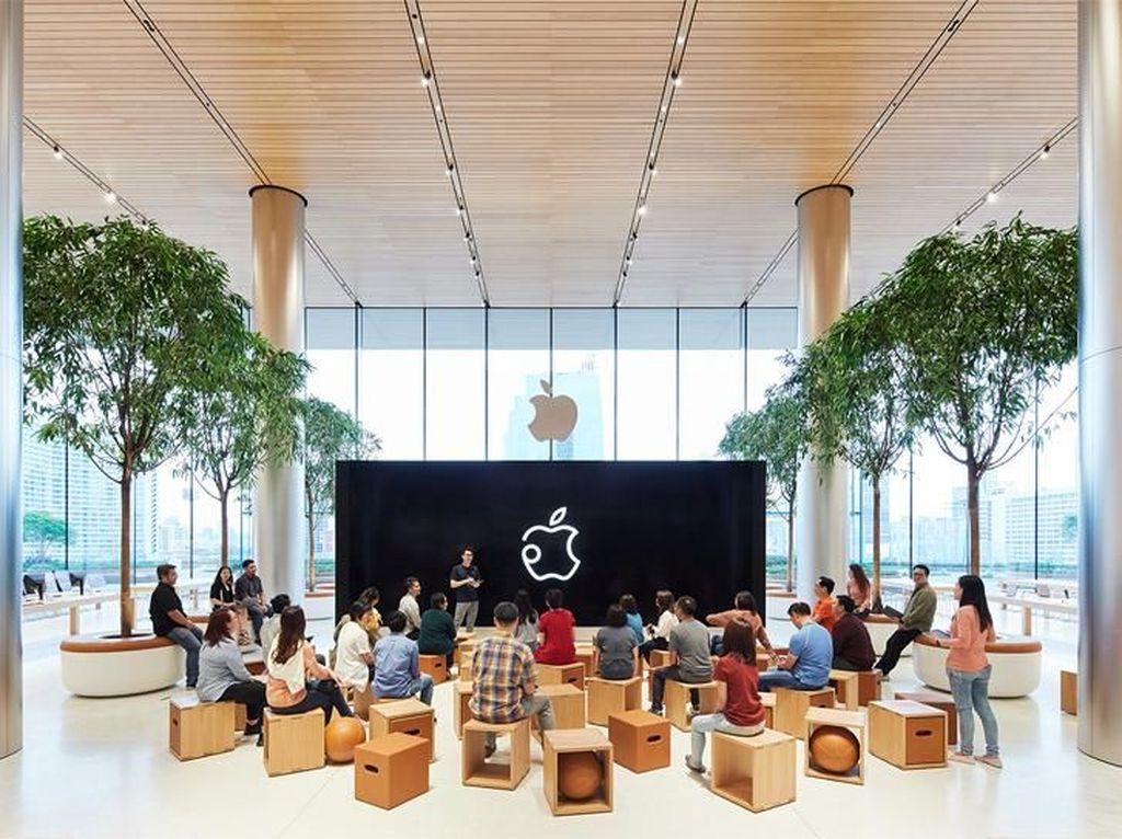 Apple Digugat Pengguna Rp 14 Triliun Terkait Pencurian