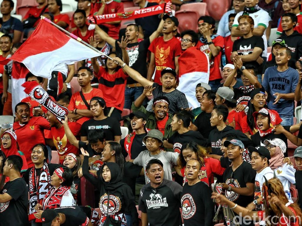 Menang atau Kalah, Timnas Indonesia Ingin Selalu Dekat Suporter