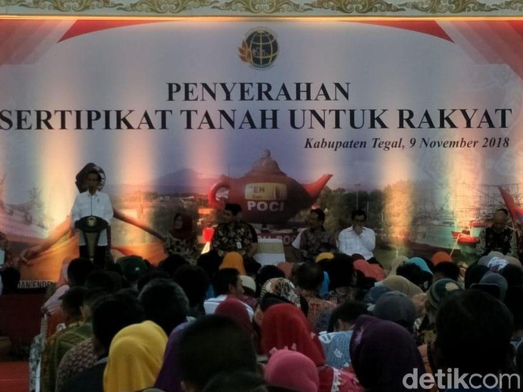 Jokowi Keluarkan SK Perhutanan Sosial, Petani: Tak Was-was Lagi
