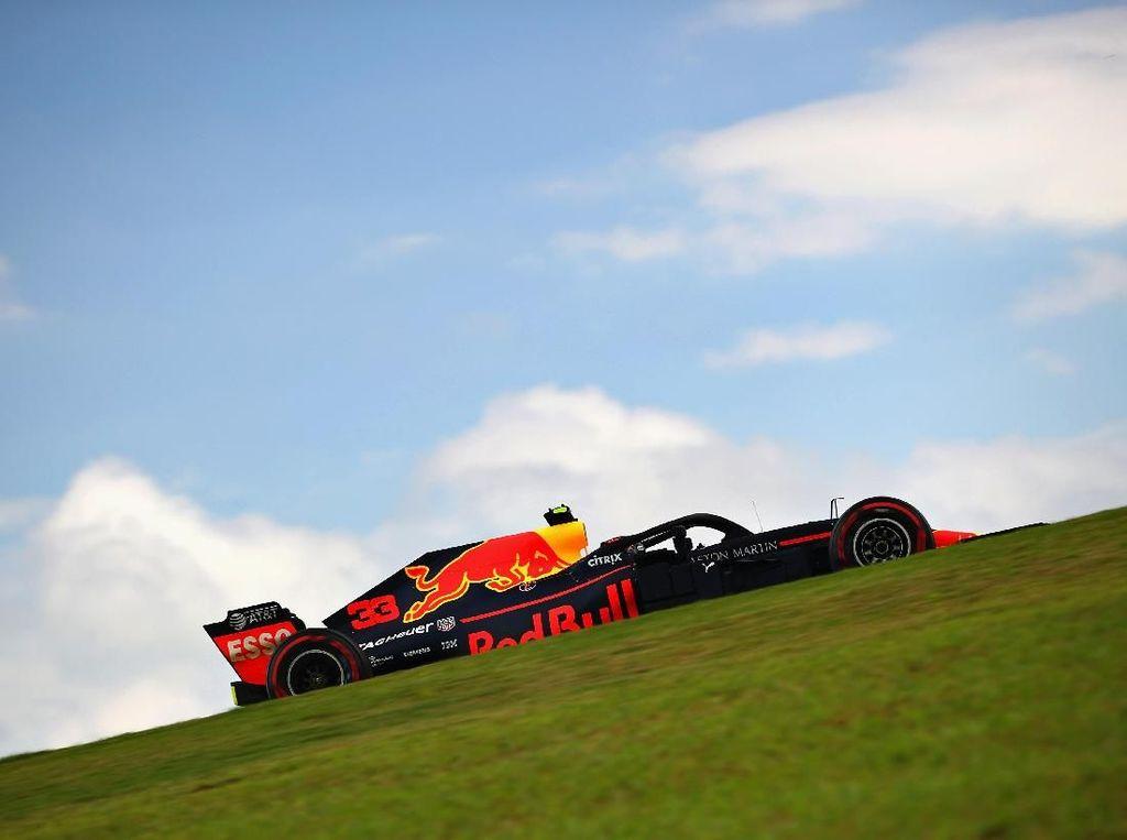 Free Practice I GP Brasil: Verstappen Tercepat Ungguli Vettel