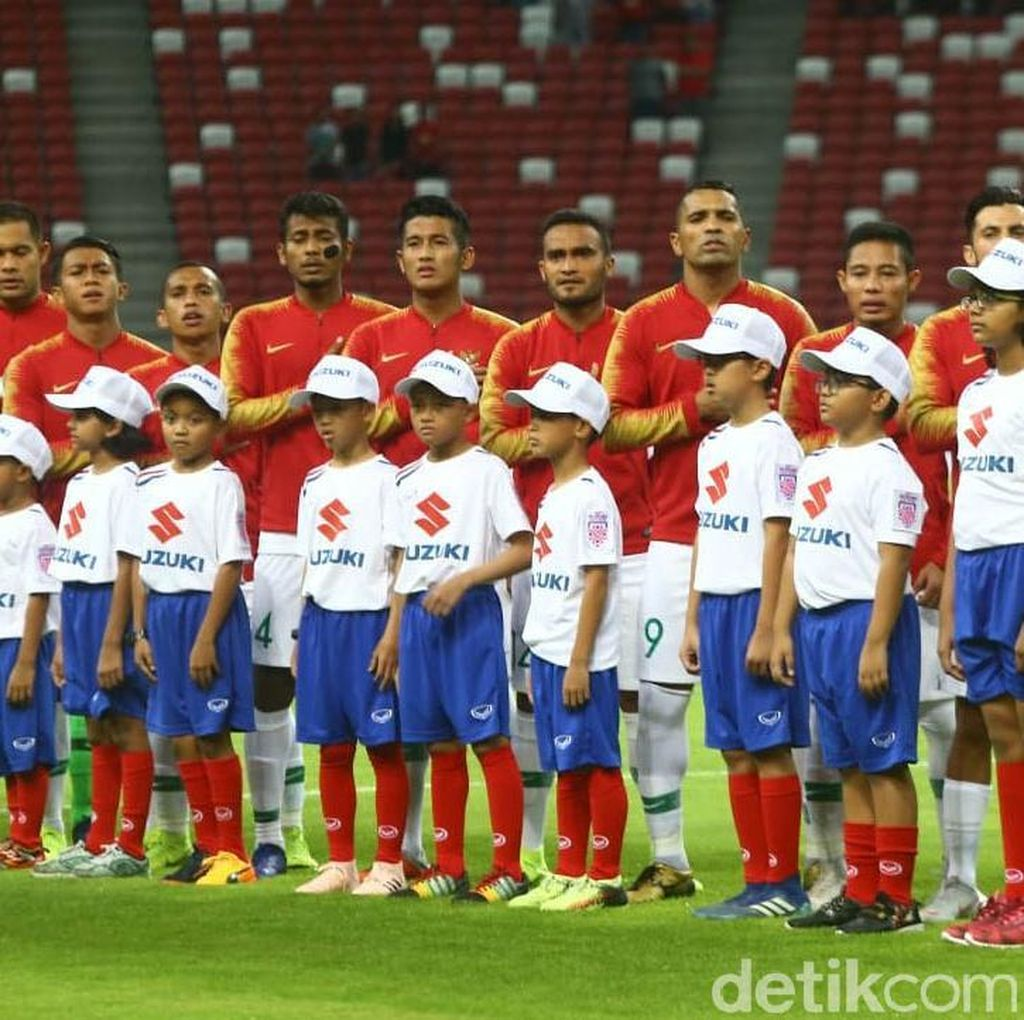 Head-to-Head Indonesia Vs Timor Leste di Piala AFF