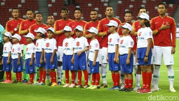 Head-to-Head Indonesia Vs Timor Leste di Piala AFF
