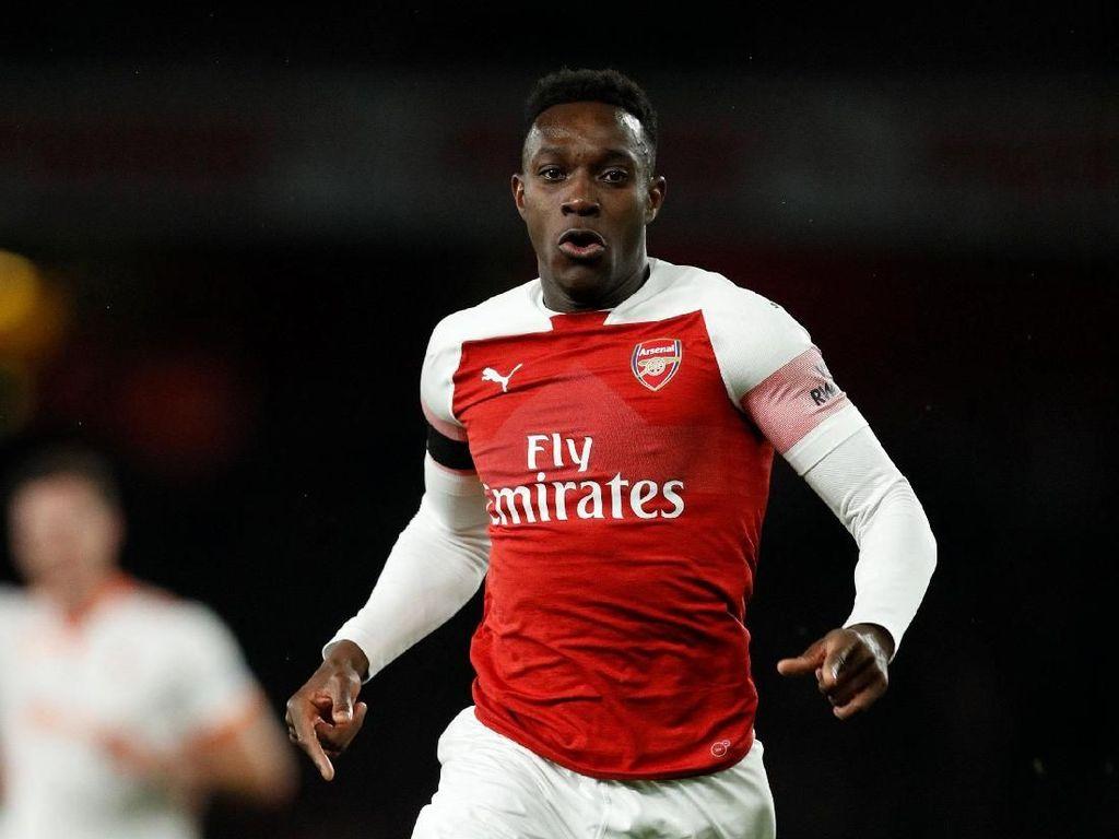 Danny Welbeck Tinggalkan Arsenal di Akhir Musim