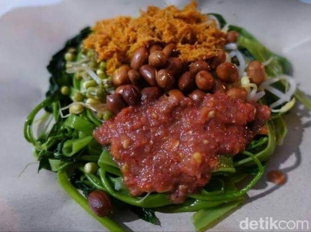 Resep Sayur Bobor Kangkung dan Sambal Kangkung yang Sedap