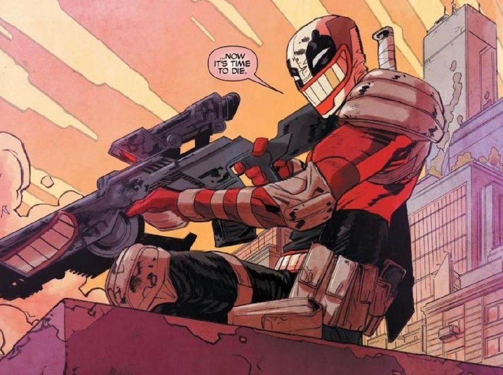 Marvel Comics Perkenalkan Musuh Deadpool, Killpuddle