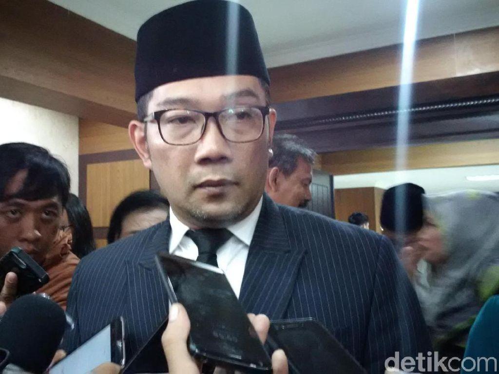 Ridwan Kamil Segera Rapatkan Status Bencana di Jabar