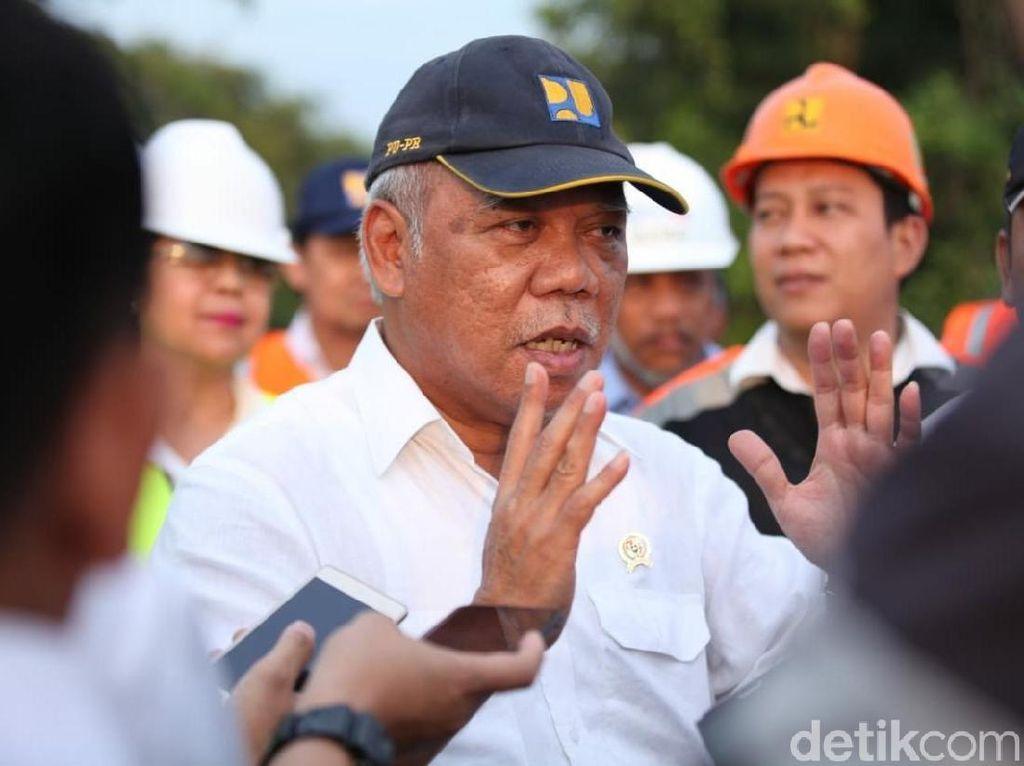 Menteri PUPR Buka Suara soal Talut Ambrol di Tol Salatiga