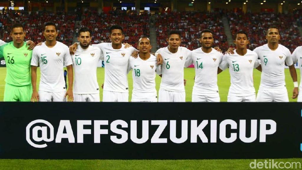 Prediksi Piala AFF 2018: Indonesia Vs Timor Leste