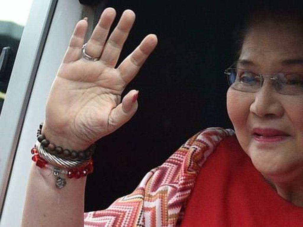 Imelda Marcos Dinyatakan Bersalah Atas Korupsi, Diperintahkan Dibui