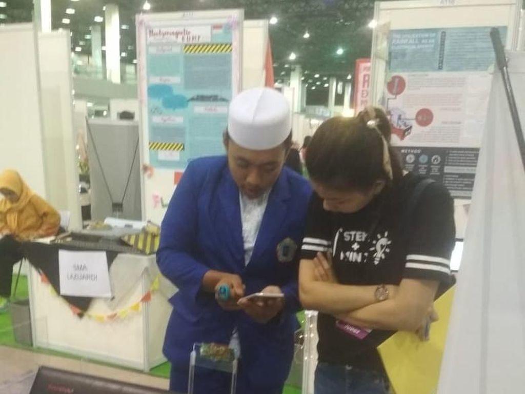 Santri Probolinggo Harumkan Indonesia di Ajang Sains Malaysia