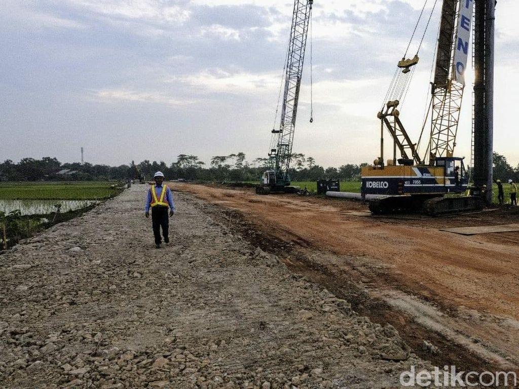Jalan Akses 8 Km Hubungkan Pantura-Pelabuhan Patimban Dibangun