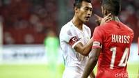 Dikalahkan Singapura Imbas Indonesia Miskin Uji Coba Tandang