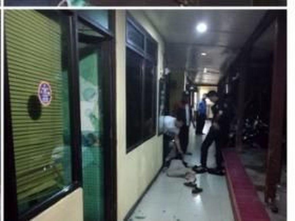 Lewati Polisi Tangan Kosong, Rohandi Sengaja Cari yang Bersenjata