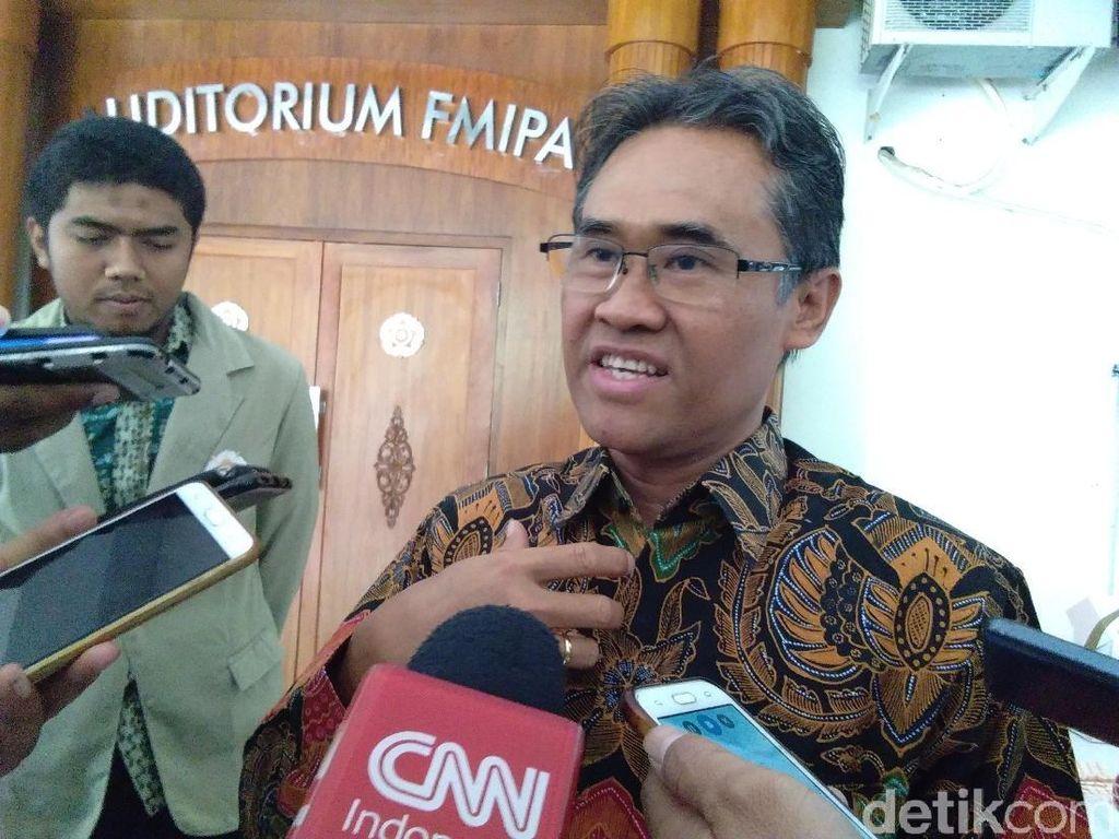 Rektor UGM Bantah Disebut Tolak Panggilan ORI Soal Dugaan Maladministrasi