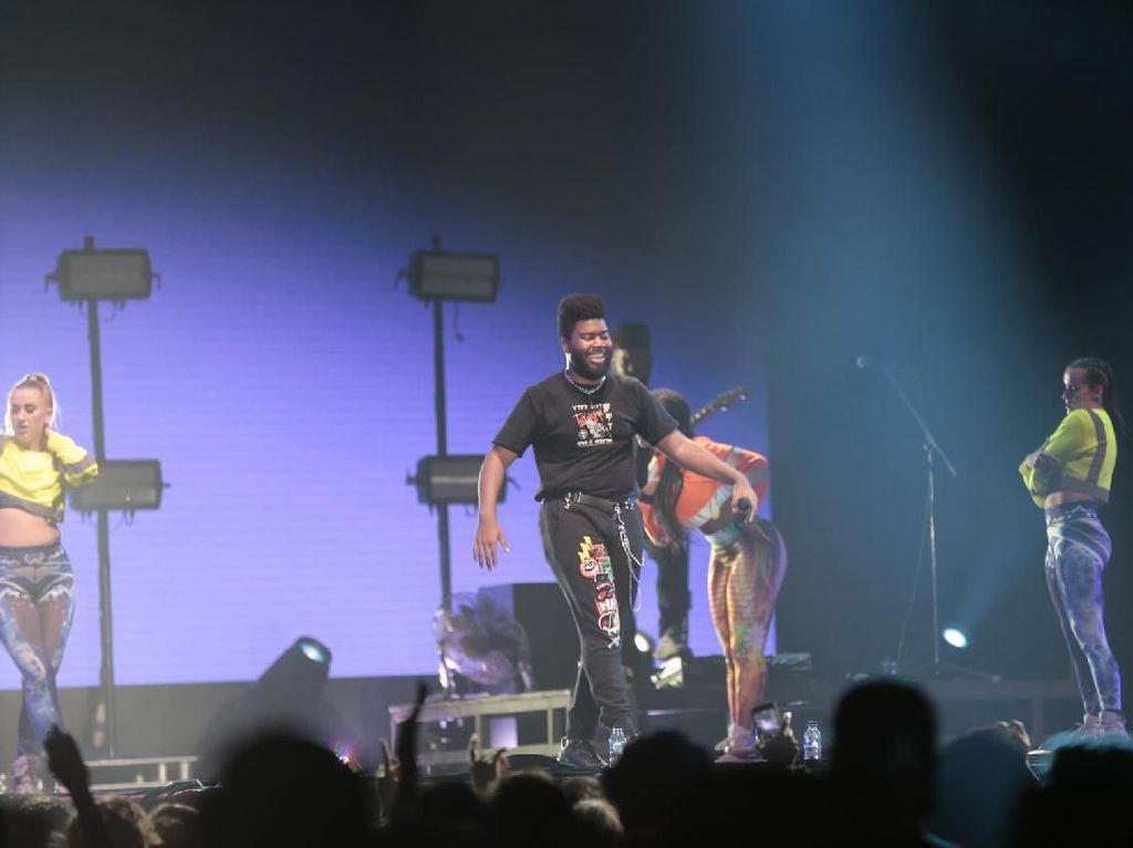 Geger Virus Corona, Khalid Tunda Konser di Jakarta