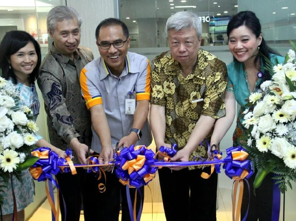 Mandiri Inhealth Resmikan Konter di Siloam Hospital