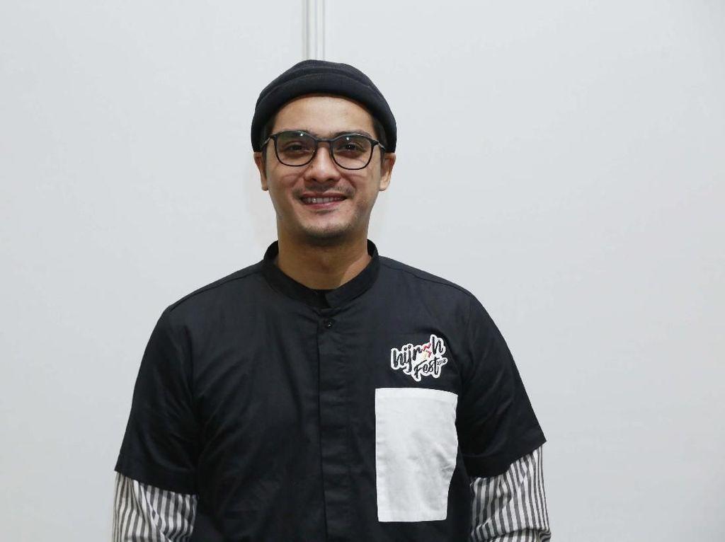 Ricky Harun Doa Dipanjangkan Umur karena Tumbuh Uban, Desta Ikut Komentar