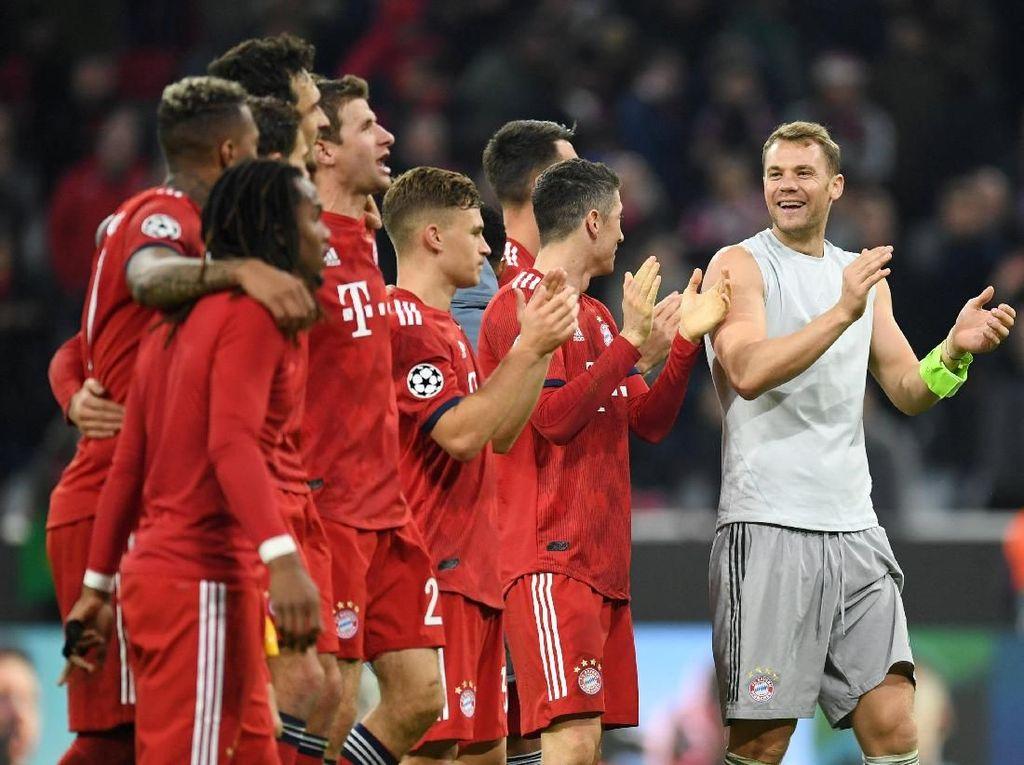 Bayern Underdog di Hadapan Dortmund Kini