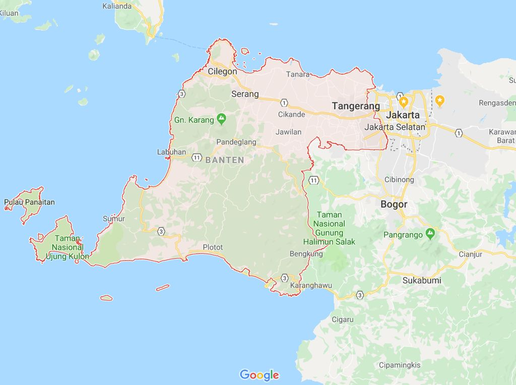 Gempa Terasa Hingga Jakarta dan Jawa Barat, Netizen Heboh