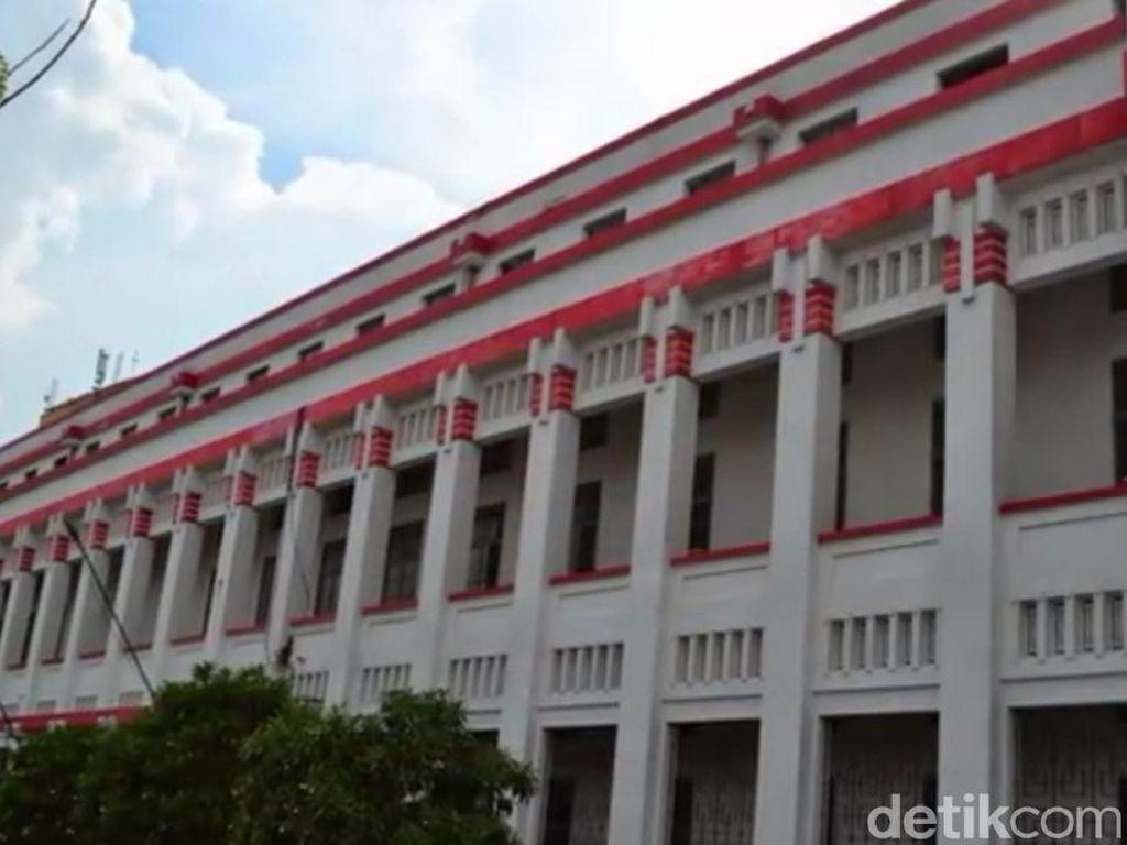 Gedung Internatio, Saksi Bisu Tewasnya Jenderal Mallaby