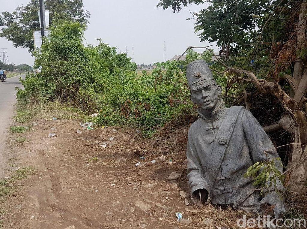 Kata DPRD soal Pembongkaran Patung Pahlawan Sultan Ageng Tirtayasa