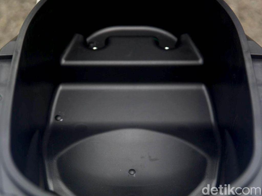 Luasnya Bagasi Yamaha FreeGo Jadi Asyik Buat Bawa Barang