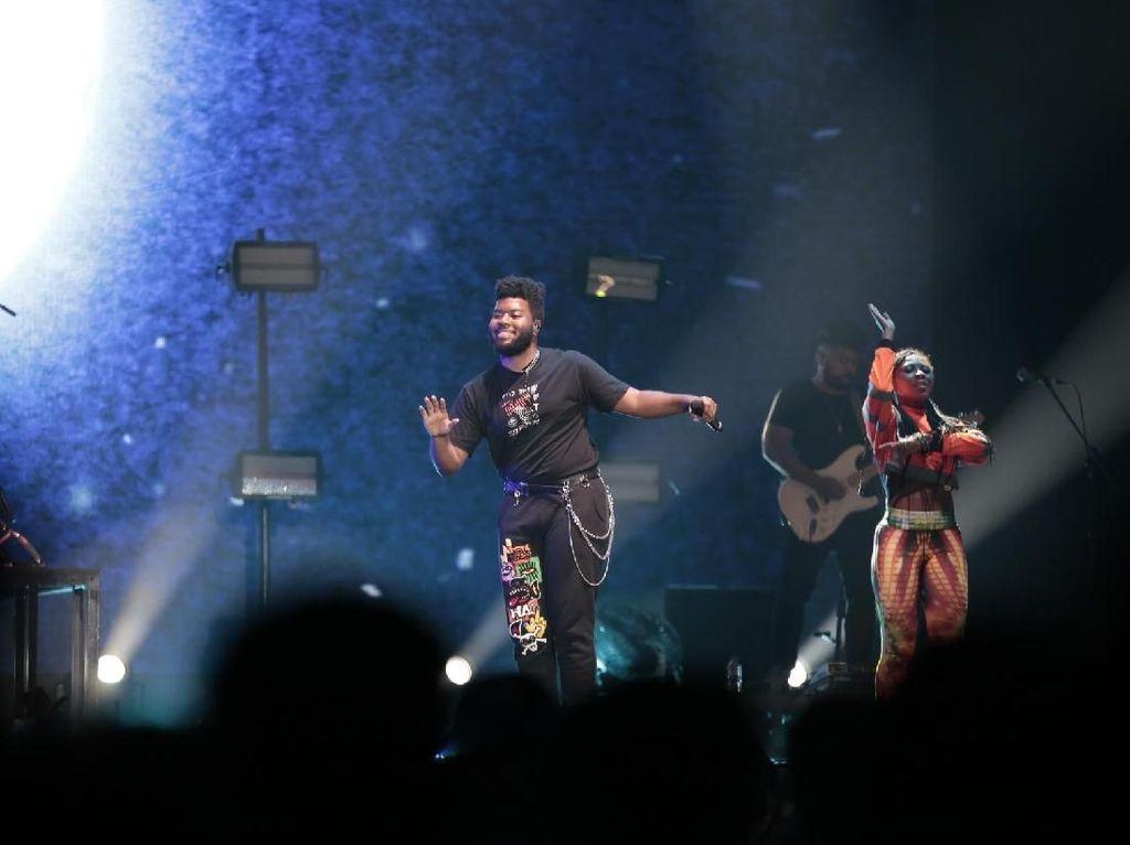 Khalid Konser Lagi di Jakarta Bulan Depan