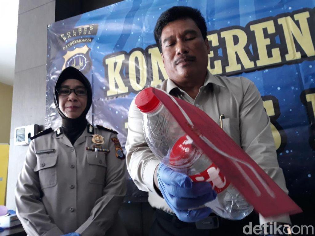 Mayat Gosong di Bantul, Polisi Tetapkan 2 Tersangka